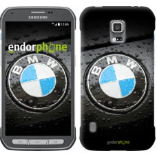 Чехол для Samsung Galaxy S5 Active G870 BMW 845u-364