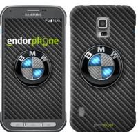 Чехол для Samsung Galaxy S5 Active G870 BMW. Logo v3 3109u-364