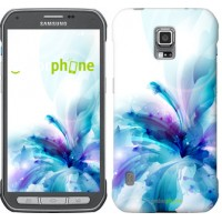 Чехол для Samsung Galaxy S5 Active G870 цветок 2265u-364