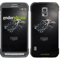 Чехол для Samsung Galaxy S5 Active G870 Game of thrones. Stark House 1120u-364