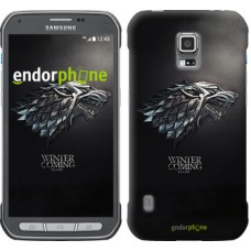 Чехол для Samsung Galaxy S5 Active G870 Game of thrones. Stark House 1120u-364