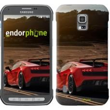 Чехол для Samsung Galaxy S5 Active G870 Lamborghini v2 2948u-364