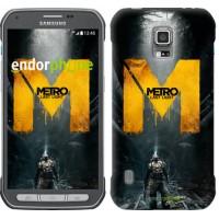 Чехол для Samsung Galaxy S5 Active G870 Metro. Last light 631u-364