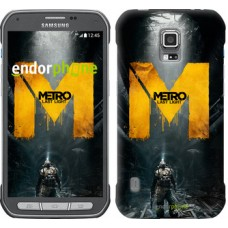 Чехол для Samsung Galaxy S5 Active G870 Metro. Last light 631u-364