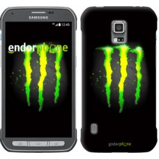 Чехол для Samsung Galaxy S5 Active G870 Monster energy 821u-364