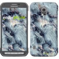 Чехол для Samsung Galaxy S5 Active G870 Мрамор 3479u-364