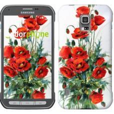 Чехол для Samsung Galaxy S5 Active G870 Маки 523u-364