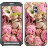 Чехол для Samsung Galaxy S5 Active G870 Розы v2 2320u-364