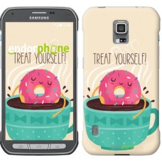 Чехол для Samsung Galaxy S5 Active G870 Treat Yourself 2687u-364