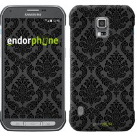 Чехол для Samsung Galaxy S5 Active G870 Винтажный узор 2269u-364
