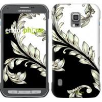 Чехол для Samsung Galaxy S5 Active G870 White and black 1 2805u-364