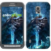 Чехол для Samsung Galaxy S5 Active G870 World of Warcraft. King 644u-364