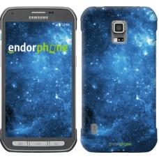 Чехол для Samsung Galaxy S5 Active G870 Звёздное небо 167u-364