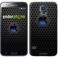 Чехол для Samsung Galaxy S5 Duos SM G900FD apple 2 1734c-62
