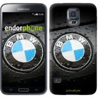 Чехол для Samsung Galaxy S5 Duos SM G900FD BMW 845c-62