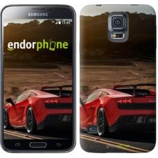 Чехол для Samsung Galaxy S5 Duos SM G900FD Lamborghini v2 2948c-62