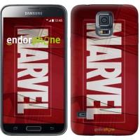 Чехол для Samsung Galaxy S5 Duos SM G900FD Marvel 2752c-62