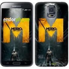 Чехол для Samsung Galaxy S5 Duos SM G900FD Metro. Last light 631c-62
