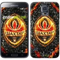 Чехол для Samsung Galaxy S5 Duos SM G900FD Шахтёр v4 1207c-62