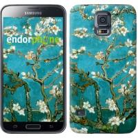 Чехол для Samsung Galaxy S5 Duos SM G900FD Винсент Ван Гог. Сакура 841c-62