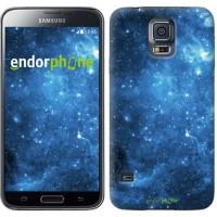 Чехол для Samsung Galaxy S5 Duos SM G900FD Звёздное небо 167c-62