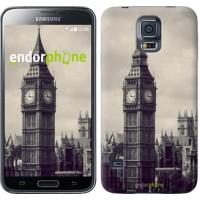 Чехол для Samsung Galaxy S5 G900H Биг Бен 849c-24