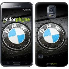 Чехол для Samsung Galaxy S5 G900H BMW 845c-24