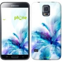 Чехол для Samsung Galaxy S5 G900H цветок 2265c-24