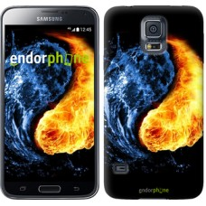 Чехол для Samsung Galaxy S5 G900H Инь-Янь 1670c-24