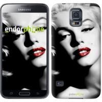 Чехол для Samsung Galaxy S5 G900H Мэрилин Монро 2370c-24