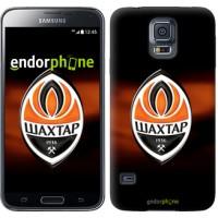 Чехол для Samsung Galaxy S5 G900H Шахтёр 2 323c-24