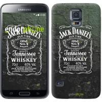Чехол для Samsung Galaxy S5 G900H Whiskey Jack Daniels 822c-24