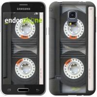 Чехол для Samsung Galaxy S5 mini G800H Кассета 876m-44