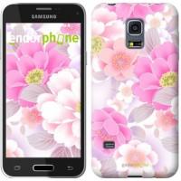 Чехол для Samsung Galaxy S5 mini G800H Цвет яблони 2225m-44