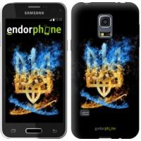 Чехол для Samsung Galaxy S5 mini G800H Герб 1635m-44