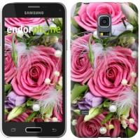 Чехол для Samsung Galaxy S5 mini G800H Нежность 2916m-44