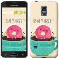 Чехол для Samsung Galaxy S5 mini G800H Treat Yourself 2687m-44