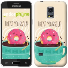 Чехол для Samsung Galaxy S5 mini G800H Treat Yourself 2687m-44
