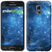 Чехол для Samsung Galaxy S5 mini G800H Звёздное небо 167m-44