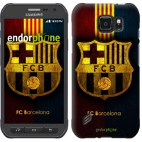 Чехол для Samsung Galaxy S6 active G890 Барселона 1 326u-331