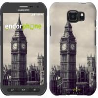 Чехол для Samsung Galaxy S6 active G890 Биг Бен 849u-331