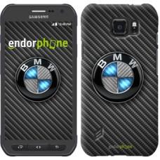 Чехол для Samsung Galaxy S6 active G890 BMW. Logo v3 3109u-331