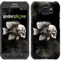 Чехол для Samsung Galaxy S6 active G890 Рыбо-человек 683u-331