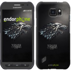 Чехол для Samsung Galaxy S6 active G890 Game of thrones. Stark House 1120u-331