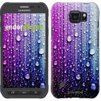 Чехол для Samsung Galaxy S6 active G890 Капли воды 3351u-331