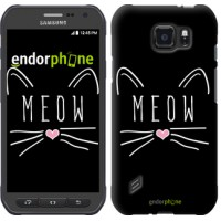 Чехол для Samsung Galaxy S6 active G890 Kitty 3677u-331