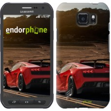 Чехол для Samsung Galaxy S6 active G890 Lamborghini v2 2948u-331