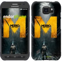 Чехол для Samsung Galaxy S6 active G890 Metro. Last light 631u-331