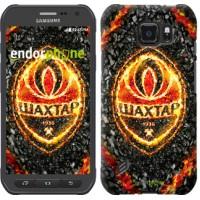 Чехол для Samsung Galaxy S6 active G890 Шахтёр v4 1207u-331