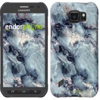 Чехол для Samsung Galaxy S6 active G890 Мрамор 3479u-331